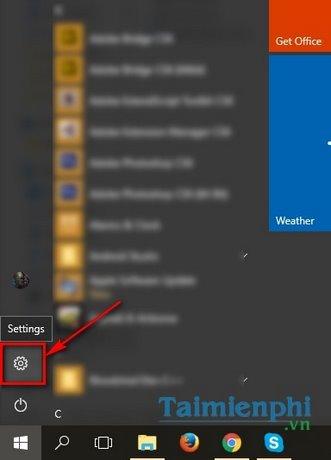 go bo email dang nhap windows 10 anniversary