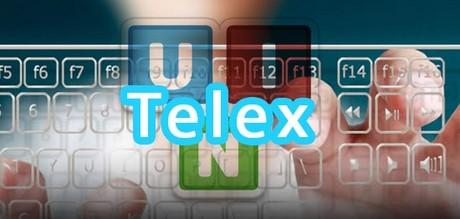 Cách gõ tiếng việt khi dùng kiểu texlex trên Unikey 1