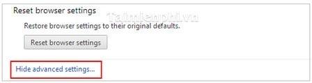 Google Chrome - Khắc phục, xử lý lỗi