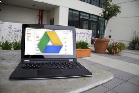 google drive ngung ho trong windows xp