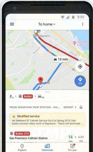 google maps bo sung hang loat tinh nang moi chi duong tot hon 2