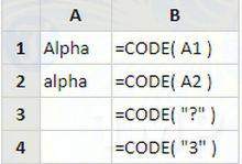 ham code trong excel 2