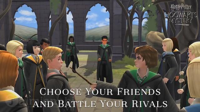 harry potter hogwarts mystery game cho phep nguoi choi tu thiet ke nhan vat harry potter theo cach cua minh 2