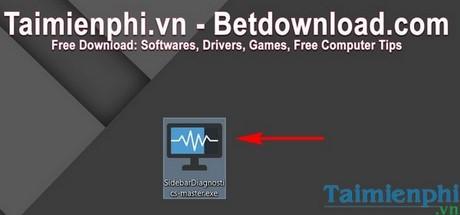 Hiển thị thông tin phần cứng trên desktop Win 10
