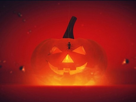 anh bia halloween