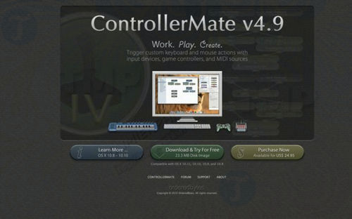 huong dan choi minecraft tren macbook voi xbox 360 2