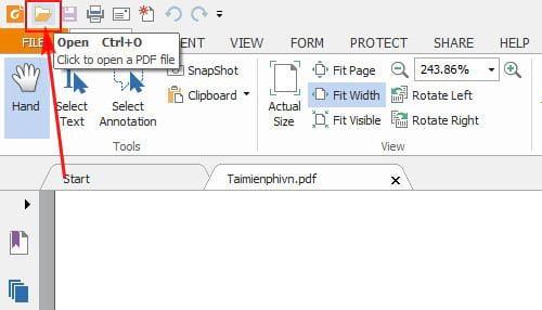 huong dan copy du lieu trong file pdf 2