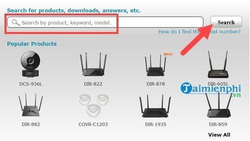 huong dan nang cap firmware cho router dlink 2