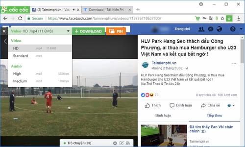 Cách tải video Facebook về máy tính, điện thoại dễ dàng nhất 17