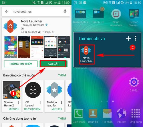 huong dan truy cap google now thong qua google assistant tren dien thoai android 2