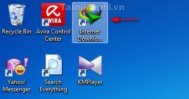 xoa file da download IDM