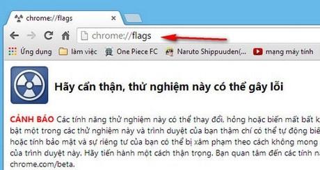 kich hoat tinh nang Guest Browsing tren Chrome
