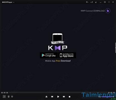 KMPlayer - Cách trình chiếu ảnh trên ứng dụng