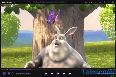 tai kmplayer xem video 3D