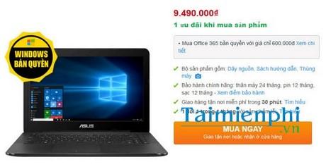 laptop gia 8 trieu