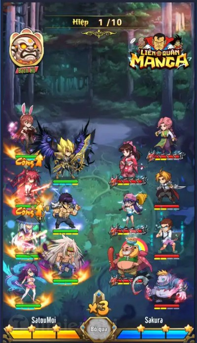 lien quan manga game mobile bua khong loi thoat se phat hanh tai viet nam 2