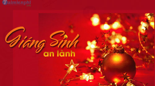loi bai hat last christmas chuc mung giang sinh 2