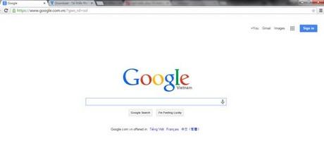 Khắc phục lỗi không vào được google mạng VNPT