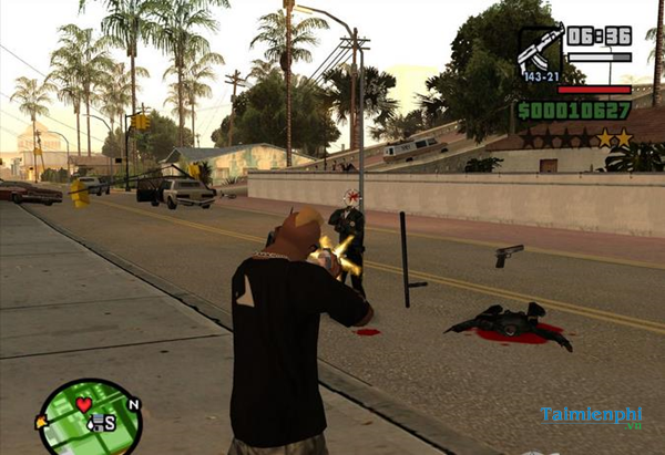 lenh GTA San Andreas