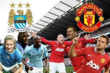 mancity vs manchester united
