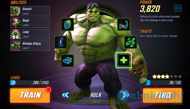 marvel strike force game de tai marvel nhap vai loi cuon don guc fan bang ban mobile moi ra 2