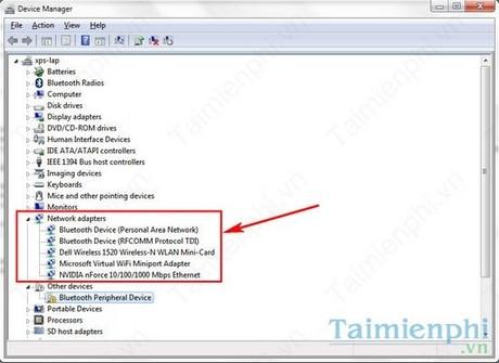 Sửa lỗi mất biểu tượng wifi trên taskbar win 7 1
