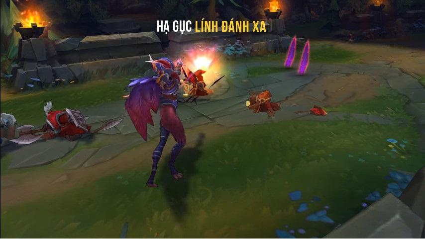 meo thiet lap va danh lac huong doi phuong game lien minh huyen thoai 2