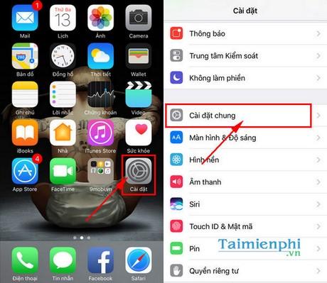 Nâng cấp iOS 10.2, cách cập nhật iOS 10.2 cho iPhone, iPad 1