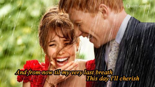 Những bài hát tiếng Anh về tình yêu hay nhất 1