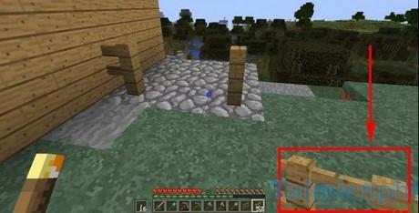 cham soc ga trong minecraft