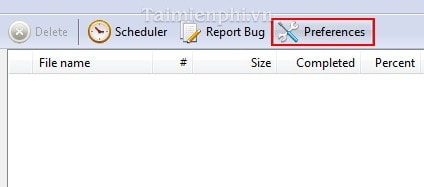 quet virus tren cac file tai ve orbit downloader