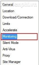 Orbit Downloader - Thêm, bớt trình duyệt để download các file