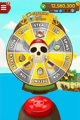 bi quyet chien thang khi choi pirate kings