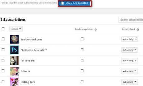 Quản lý kênh Youtube đã đăng ký