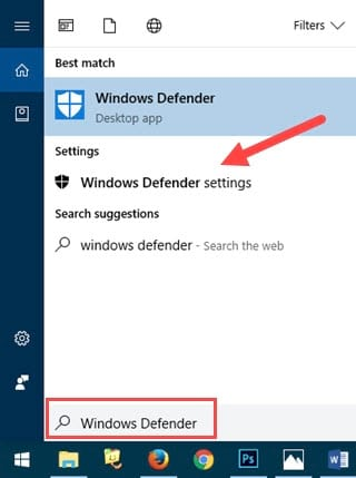 quet virus offline tren windows defender bang powershell tren windows 10 2