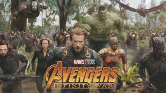 rap nao chieu phim avengers infinity war 2