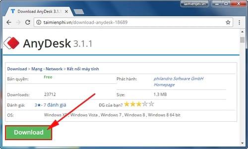Cách điều khiển máy tính từ xa bằng Anydesk thay cho Teamviewer, Kết n