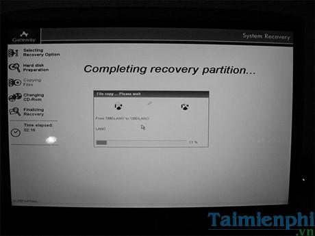 Reset Windows, thiết lập Win về trạng thái ban đầu, chưa cài thêm ứng