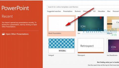 Tạo Slide trong PowerPoint đơn giản và nhanh chóng 1