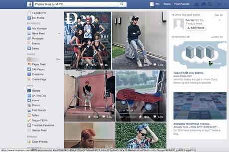 son tung mtp facebook