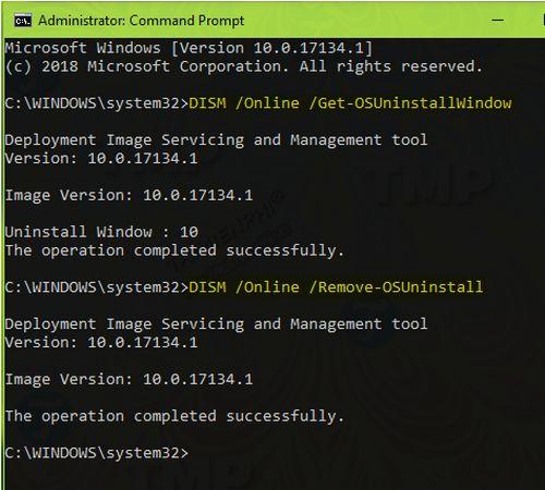 Cách sử dụng DISM để quản lý cập nhật tính năng trên Windows 10