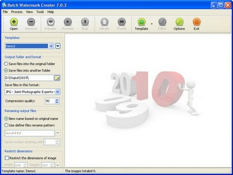 Download Batch Watermark Creator