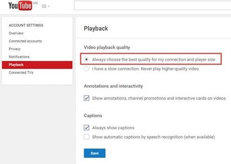 Sử dụng Youtube, cách dùng Youtube trên Windows