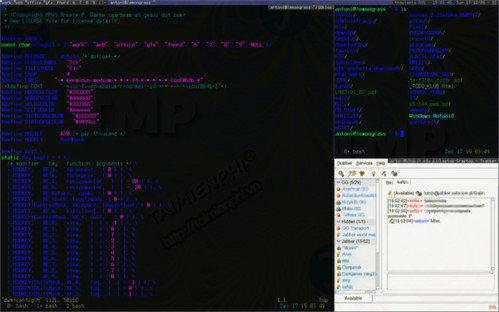 su khac nhau giua window manager va desktop environment 2