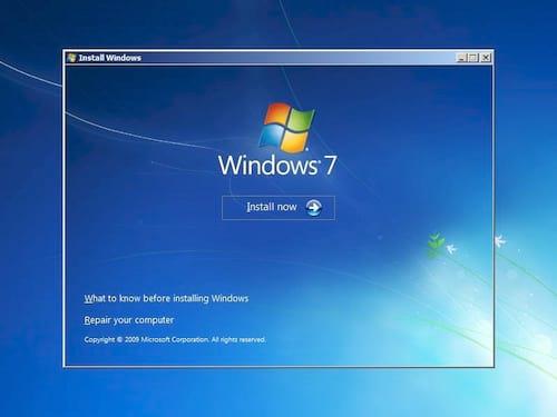 Sửa lỗi 0x80070057 khi format ổ cứng để cài Windows 7