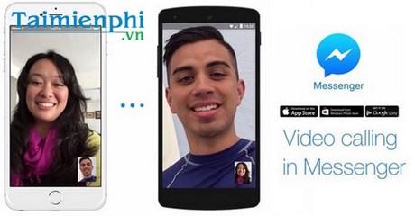 Sửa lỗi gọi điện thoại, video call trên Facebook Messenger