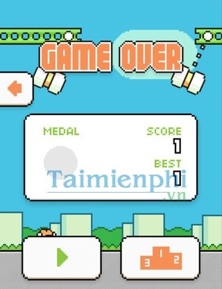 Swing Copters kho choi