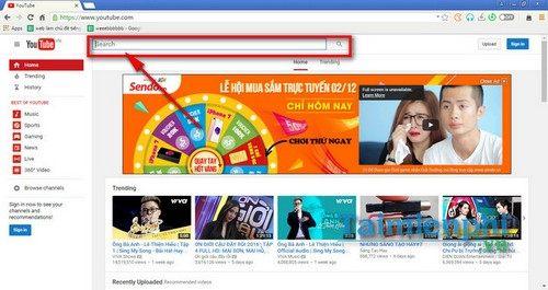tai video youtube tren torch browser