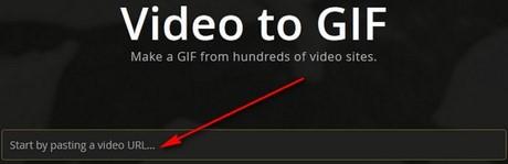 Tạo ảnh động từ video với công cụ trực tuyến Video To GIF
