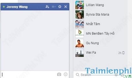 tao cuoc tro chuyen nhom tren facebook